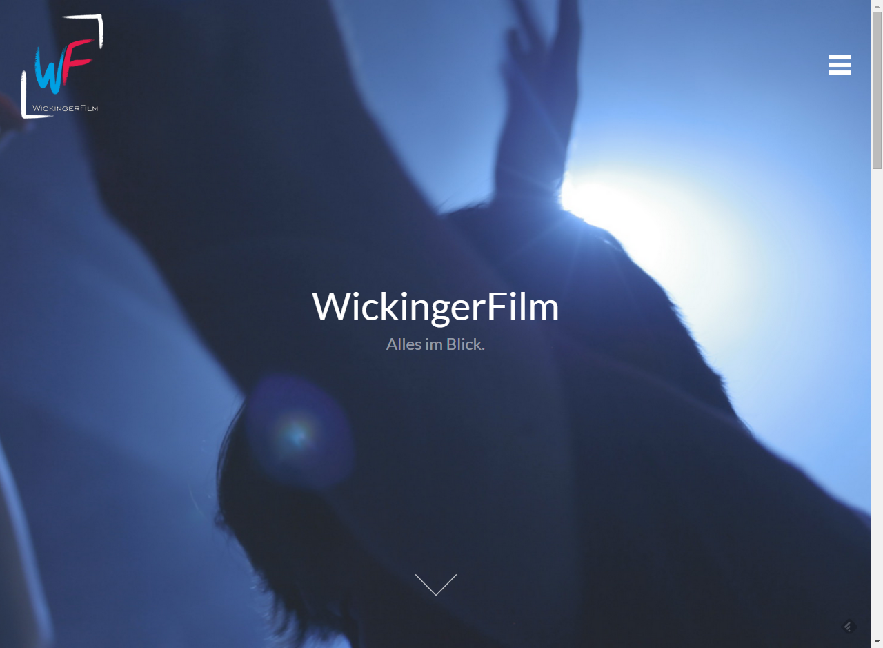 Projekt WickingerFilm Wickinger Film Louis Wick