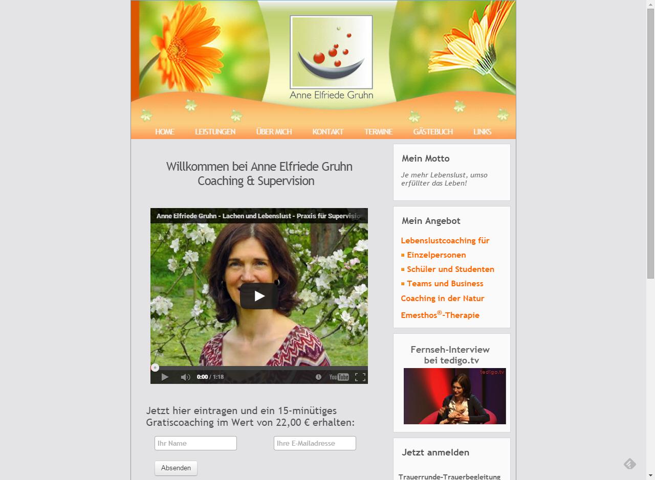 Projekt Supervision & Coaching Anne Gruhn Waiblingen