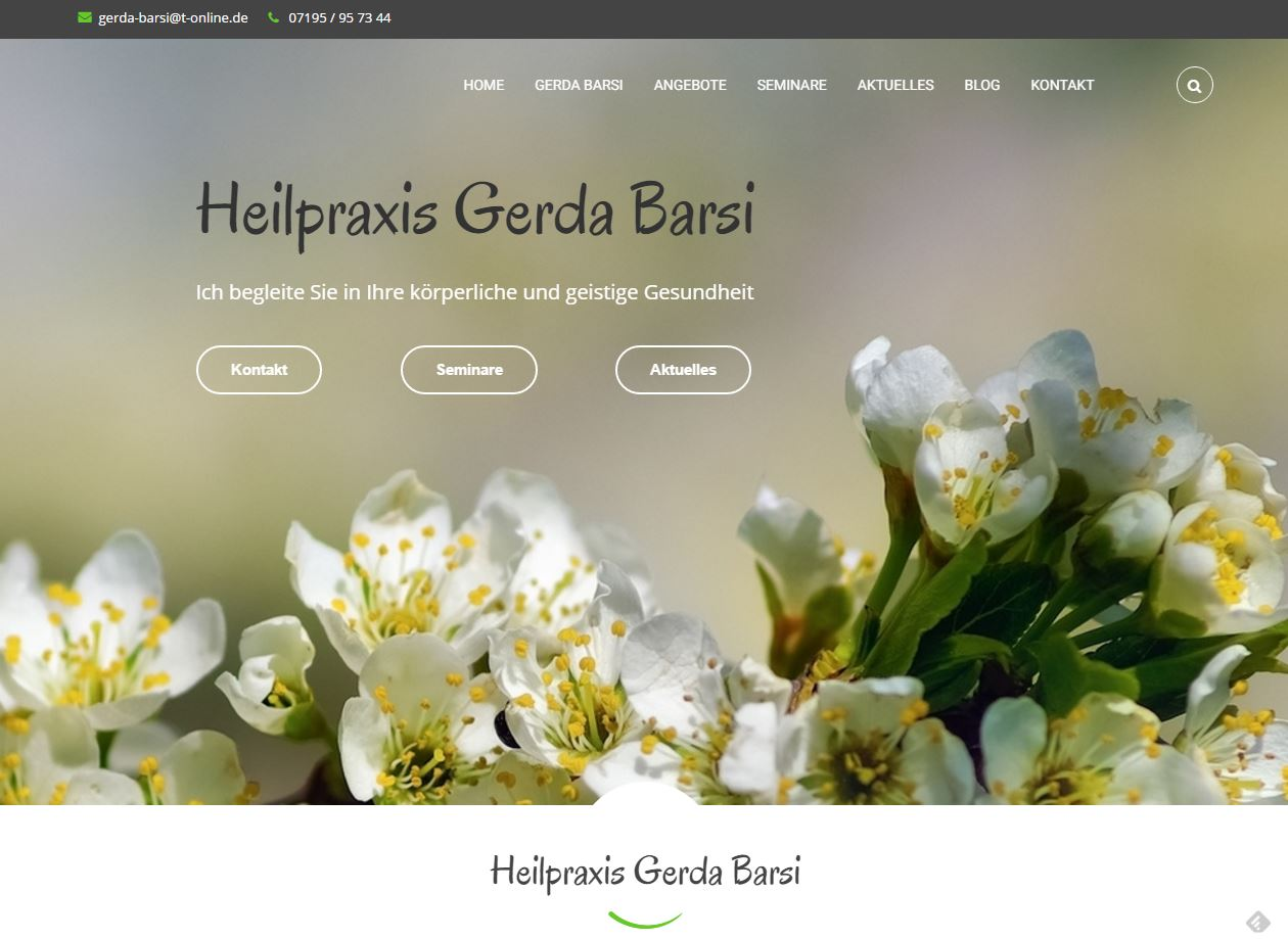 Heilpraxis Gerda Barsi Winnenden